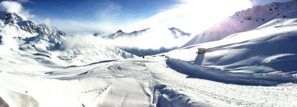Ski / dernière…